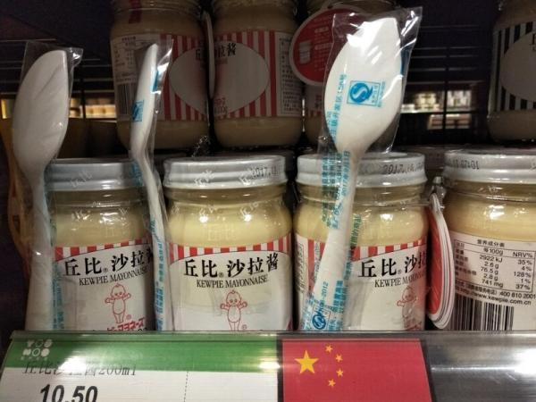 Майонез подходит ко всему в Японии