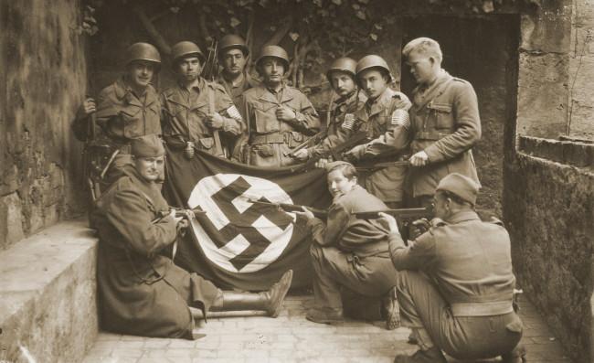 Не все немецкие солдаты были нацистами
