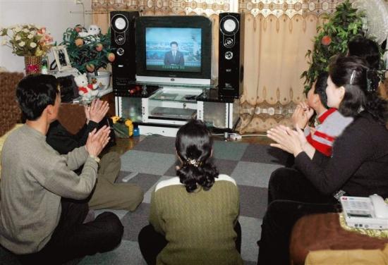 Телевидение в Северной Корее