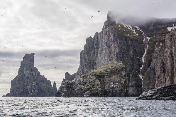 Остров Медвежий, Норвегия