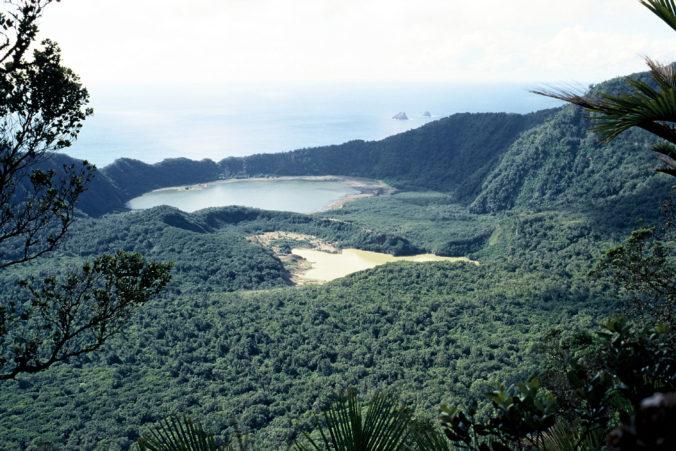 Остров Рауля, Новая Зеландия