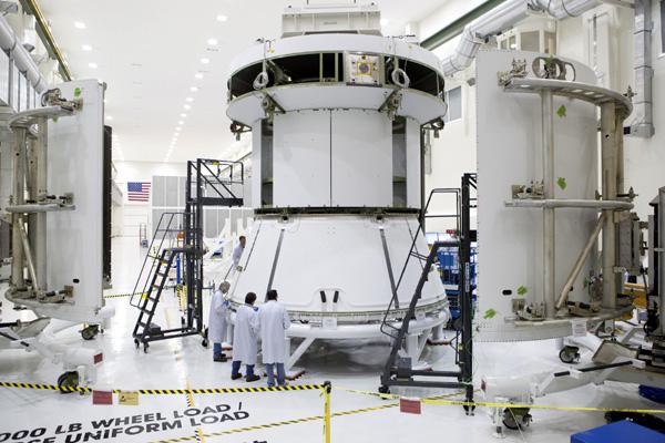 """Космический аппарат НАСА """"Орион"""""""
