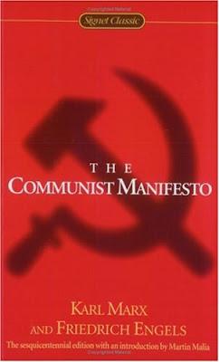 Карл Маркс был соавтором коммунистического манифеста