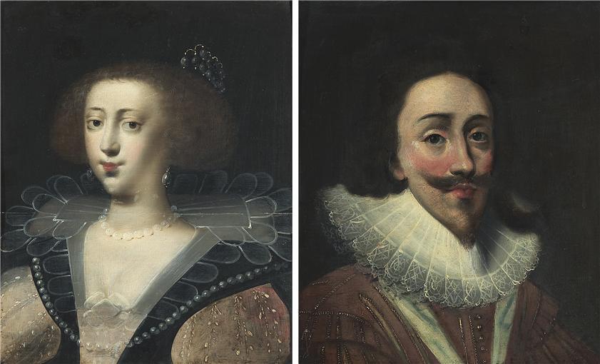 Карл I женился на римской католичке