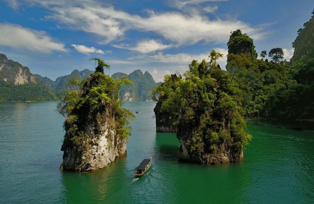 Национальный Парк Као Сок, Тайланд