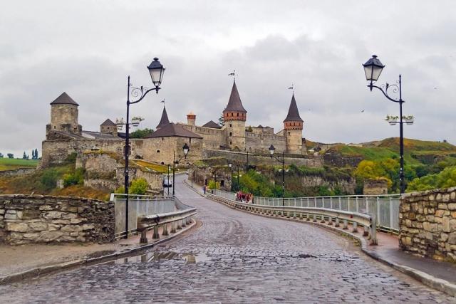 Посещение Каменец-Подольского Замка
