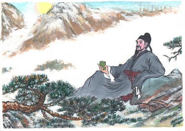 Ли Бай (701-762)