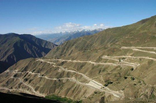 Шоссе Сычуань-Тибет