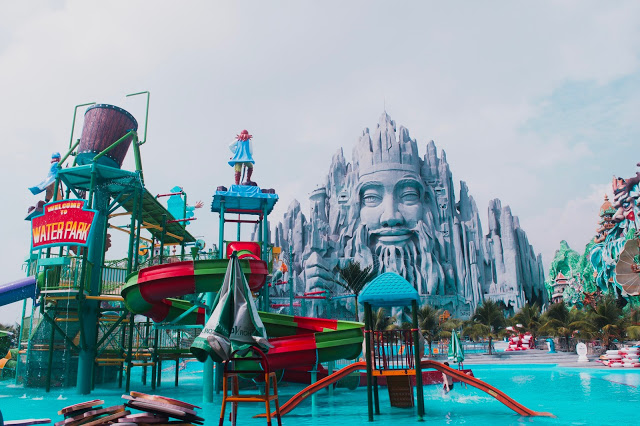 Парк развлечений Suối Tiên