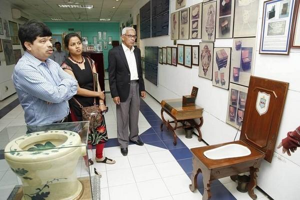 Международный музей туалетов Сулабх, Индия
