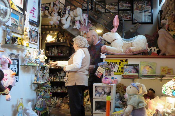 Музей кролика, США