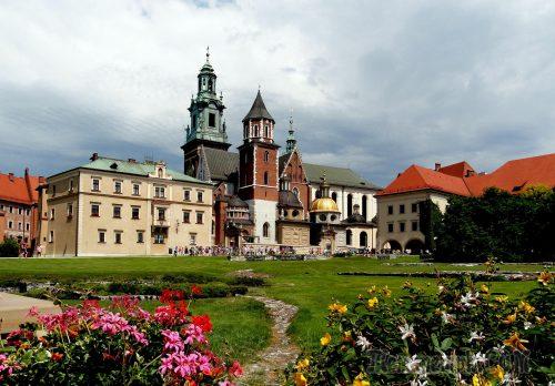 Вавельский Королевский Замок, Краков