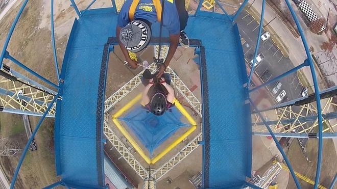 Парк развлечений Zero Gravity Thrill