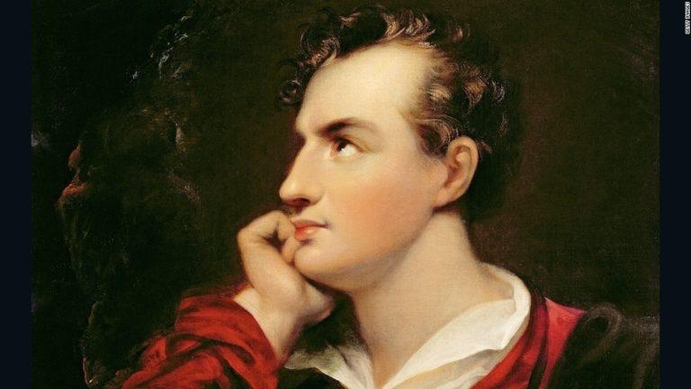 Лорд Байрон (1788-1824)