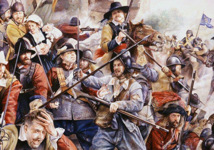 Карл I замышлял новую войну в плену