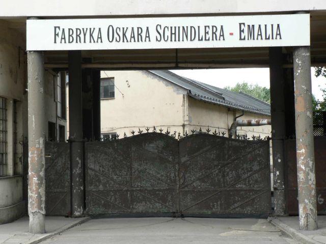 Фабрика Шиндлера, Краков