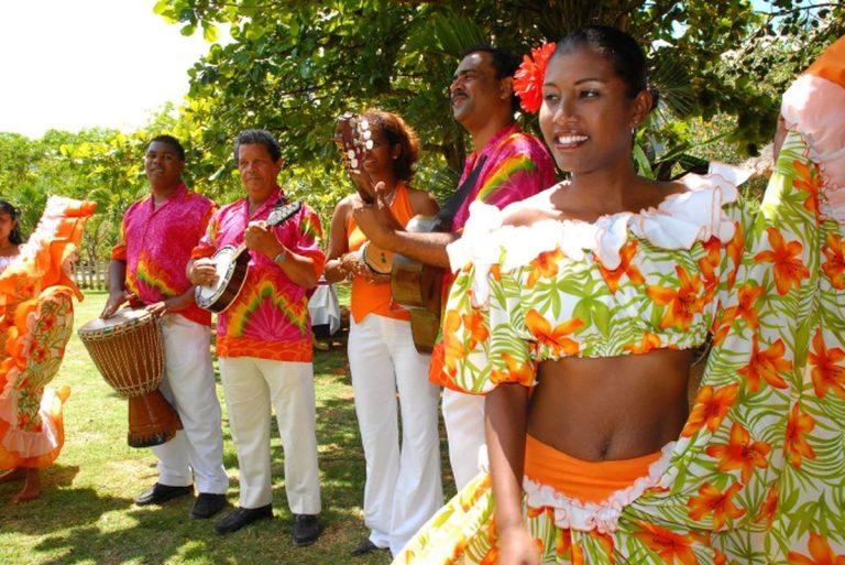 Население Сейшельских островов