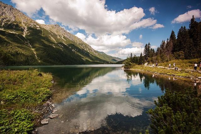 Озеро Морское Око, Татринский Национальный Парк