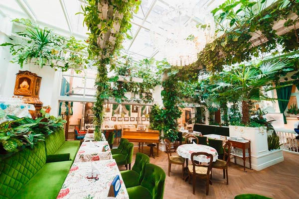 Ресторация Бачевских
