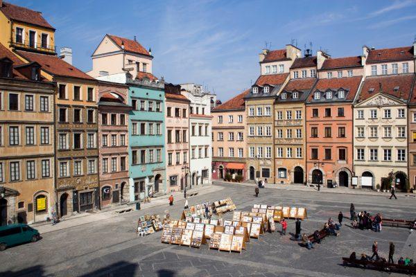 Староместская Рыночная площадь