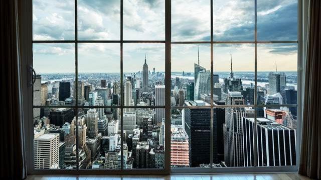 Окна в наши дни