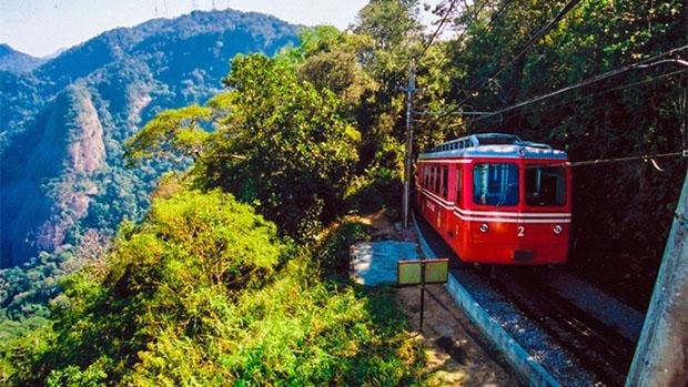 Железная дорога Corcovado Rack