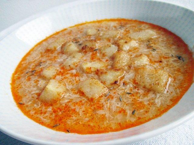 Суп из семян тмина (лакто)