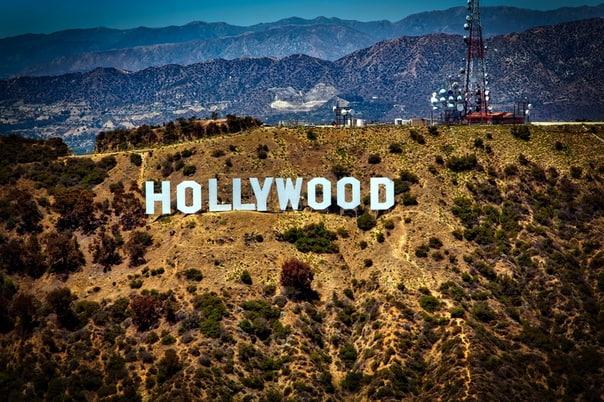 Поход к знаку Голливуда