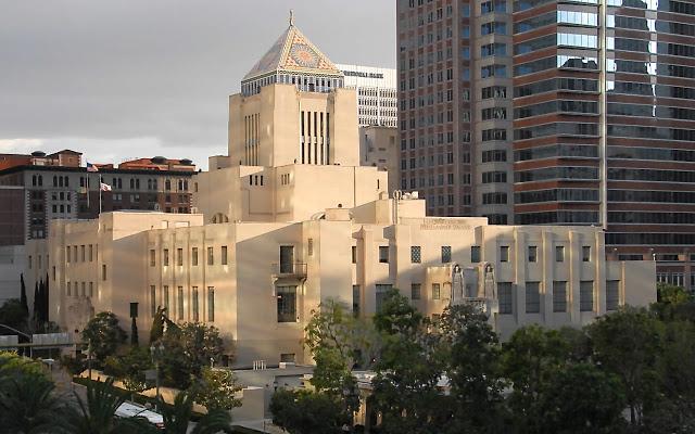 Библиотека Лос-Анжелеса