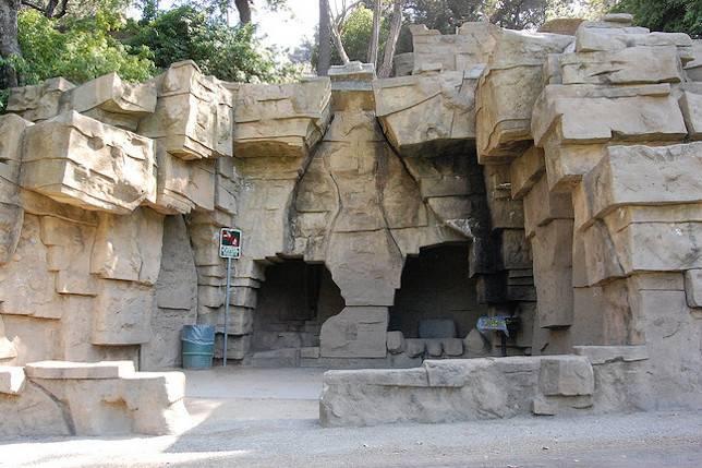 Старый Лос-Анджелесский зоопарк