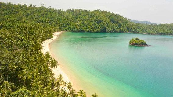 Жемчужные острова, Панама