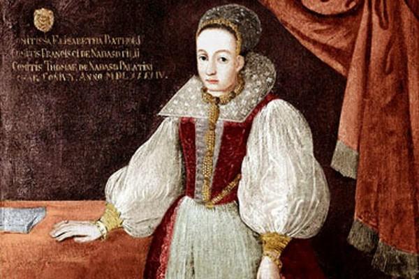 Графиня Елизавета Батори Венгерская