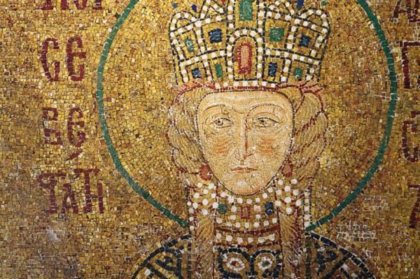 Византийская императрица Ирина Афинская