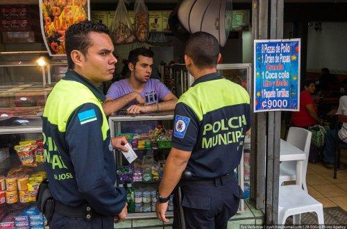 полиция Коста-Рики