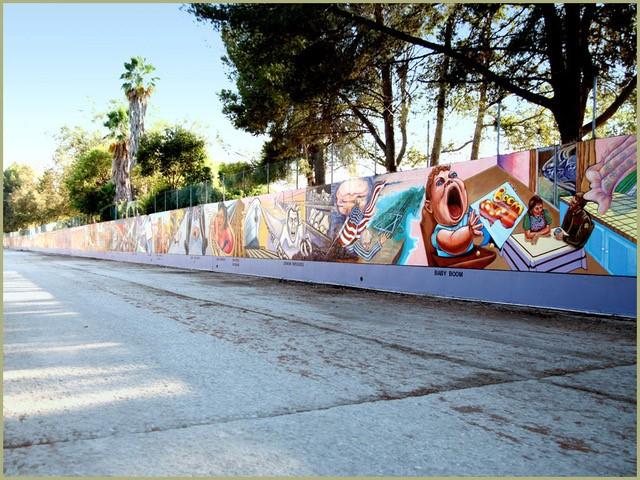 Великая стена Лос-Анджелеса