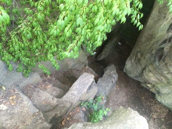 The Ramble Cave