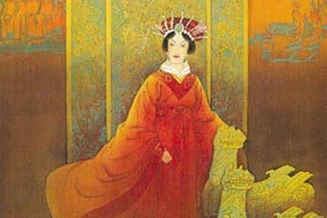 Императрица Китая У Цзэтянь