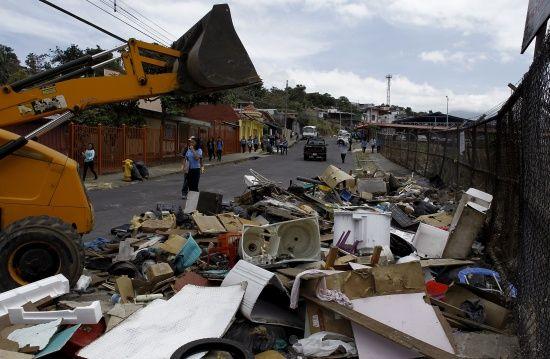 Погода и стихийные бедствия Коста-Рике