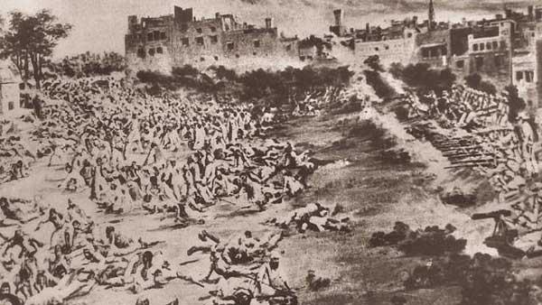 Резня в Амритсаре