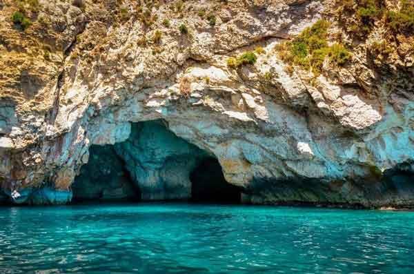 поездка на Капри с экскурсией по Голубому гроту