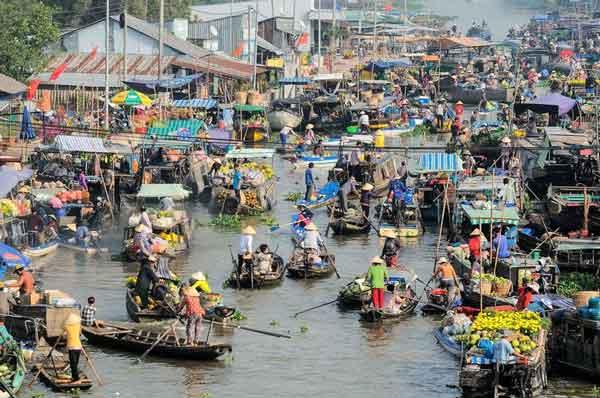 Кантхо, Вьетнам