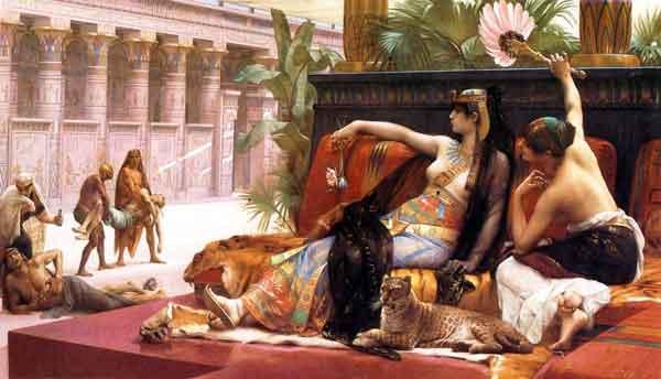 Клеопатра VII: фараон Египта