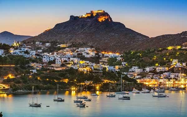 Остров Додеканес (Греция)