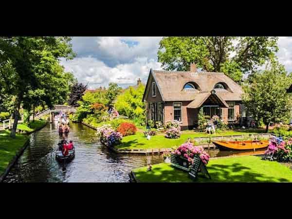 Гитхорн, Нидерланды