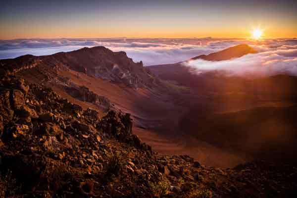 Халеакала, Мауи, Гавайи, США