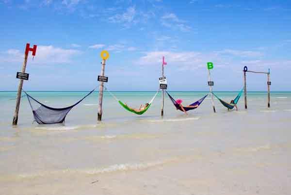 Holbox Island, Полуостров Юкатан