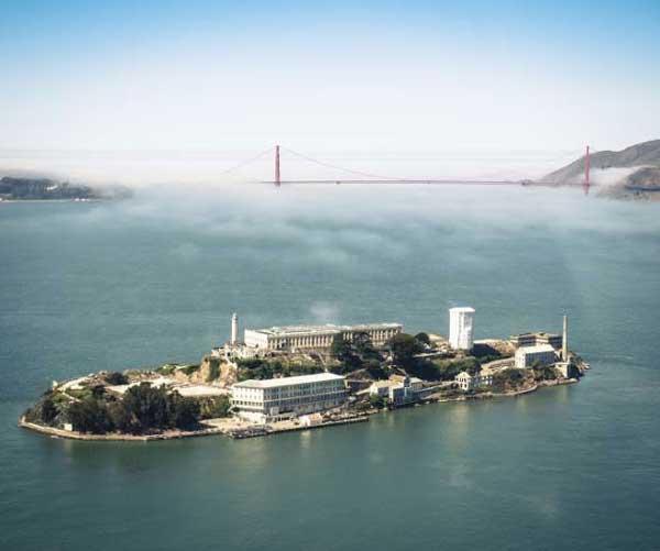 Алькатрас: Сан-Франциско, США