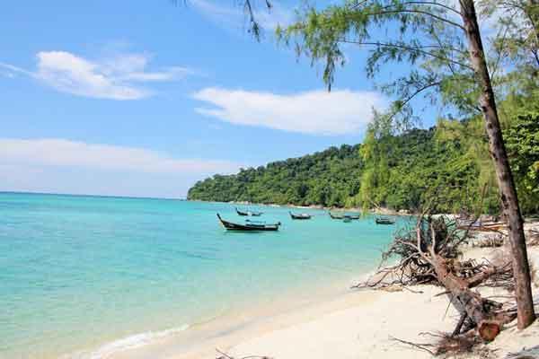 Ko Adang, Таиланд