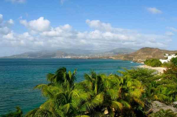 Les Sages Beach, Гренада