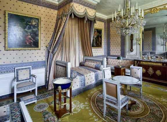 Версаль внутри